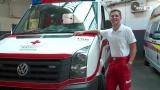 Zivildienst als Rot Kreuz Rettungssanitäter