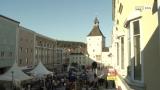Stadtplatzeröffnung