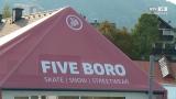 Five Boro - Eröffnung Indoor Skatepool