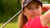 Portrait: Golf-Nachwuchshoffnung Katharina Mühlbauer