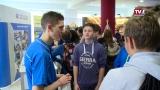 Über 1000 Schüler und Schülerinnen auf der Lehrlingsmesse am AMS Gmunden