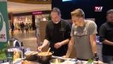 Kochshow mit SVR-Kicker & Peter Reithmayr