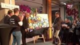 Grand Opening der Strada del Startup in Tabakfabrik