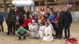 Nikolausfeier am Bartlgut