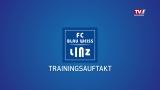 Trainingsauftakt beim FC Blau Weiß Linz