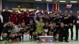 Union Edelweiß gewinnt zum 2. Mal in Folge OÖ Hallencup