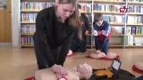 Hand auf's Herz! Kinder retten Leben