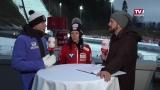 Skisprung-Talk