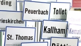 Ortsnamen Reportage