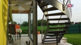 Energiesparmesse - eine richtige WENDL-Treppe