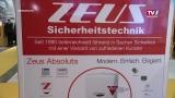 Energiesparmesse - Zeus Sicherheitstechnik