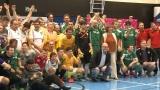 Beeinträchtigten-Fußballturnier in Ebelsberg