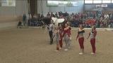 Die Voltigier-Landesmeisterschaft in Wels