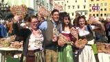 Liebstattsonntag in Gmunden