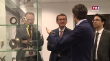 Wirtschafts-Landesrat Markus Achleitner in Gmunden