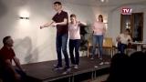 Impro-Theater in Traunkirchen: Sie wünschen – wir spielen