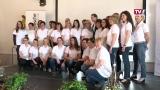 Sebastian Kurz in Grieskirchen beim Kick Off der Querdenkerinnen