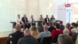Diskussionsrunde zur Bürgermeisterwahl in Leonding