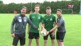 SV Ried startet ins Training