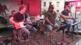 Der Verein Altstadt Linz bot mit tr&b Live-Musik vom Feinsten