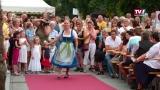 Schiffslände-Fest in Gmunden bei Kaiserwetter