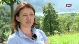 Michaela Langer-Weninger, die erste Präsidentin der Landwirtschafts-kammer