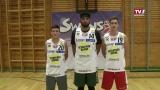 Trainingsstart Basket Swans