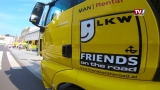 LKW - Friends on the road in linz