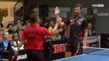 Tischtennis-Show in Waizenkirchen