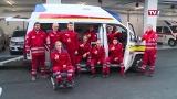Zivi Einrückung beim Roten Kreuz
