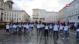Erasmusdays 2019 – Flashmob der Altenbetreuungsschule