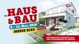 Die HAUS & BAU, von 8. bis 10. November