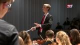Ausnahmetalent am Dirigentenpult