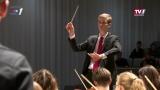 Mit nur 17 Jahren Dirigent: Matthias Achleitner