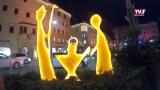 Die Gmundner Weihnachtsbeleuchtung
