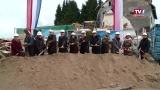 Abbruchfest und Spatenstichfeier des neuen Dienstleistungszentrum Lenzing