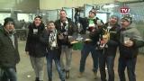 LASK-Fans feiern EL-Gruppensieg