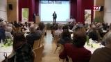 Viele spannende Gespräche beim Neujahrsempfang der Marktgemeinde Scharnstein