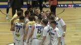 Offensivfeuerwerk: Swans Gmunden vs. SKN St. Pölten