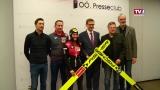 Skisprung-Damen zu Gast in Hinzenbach
