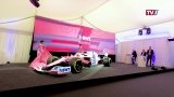 BWT Racing Point präsentiert neuen Formel 1 Boliden in Mondsee
