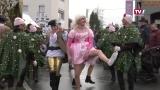 Faschingsumzug in Vorchdorf mit Teilnehmerrekord