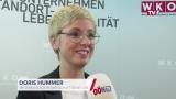 Doris Hummer feiert Erdrutschsieg bei WK-Wahlen