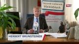 Worte des Vöcklabrucker Bürgermeisters Herbert Brunsteiner