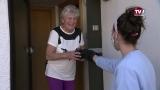 Sportlerin der ASKÖ Linz-Steg liefert an Bedürftige