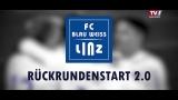 Rückrundenstart 2.0 für den FC Blau Weiß Linz