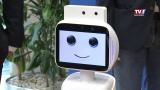 So freundlich können Roboter sein...