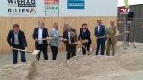 Megaprojekt in Eberstalzell: Spatenstich der pod Öko Arena