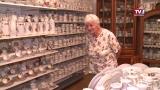 Hedwig Lang, die leidenschaftliche Keramiksammlerin aus Eberschwang.