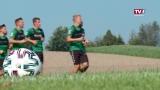 Trainingsauftakt bei der SV Ried